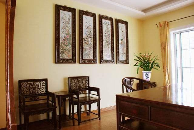上海罗山别墅-------中西结合,混搭风_调整大小 书房1.JPG