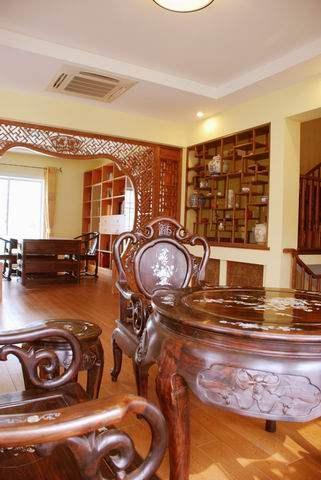 上海罗山别墅-------中西结合,混搭风_调整大小 书房10.JPG