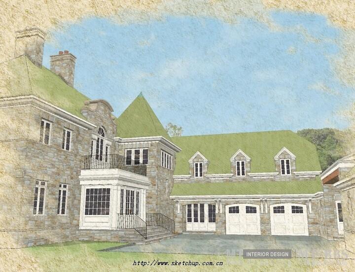 piranesi彩绘大师集_courtyard 8x11 brown paper color restore.jpg