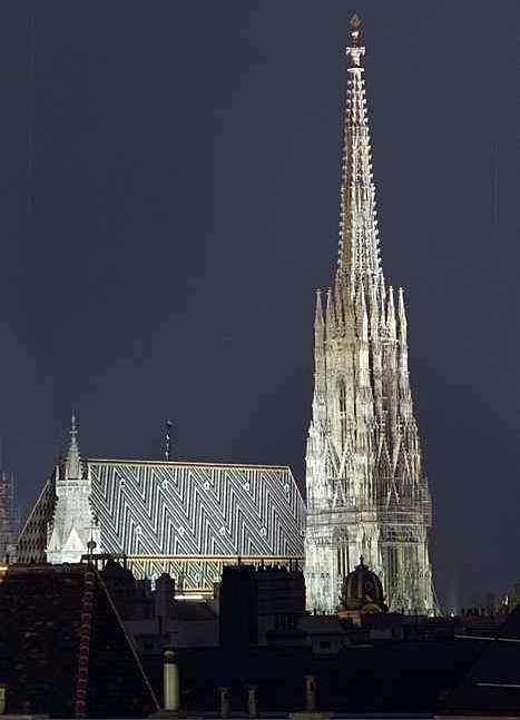 你愿意和我一起走遍世界上的教堂吗?_圣斯特凡大教堂