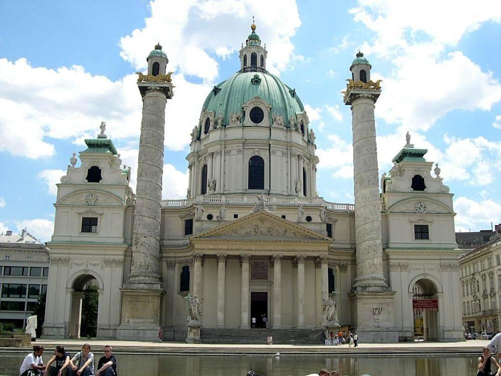 你愿意和我一起走遍世界上的教堂吗?_维亚纳教堂