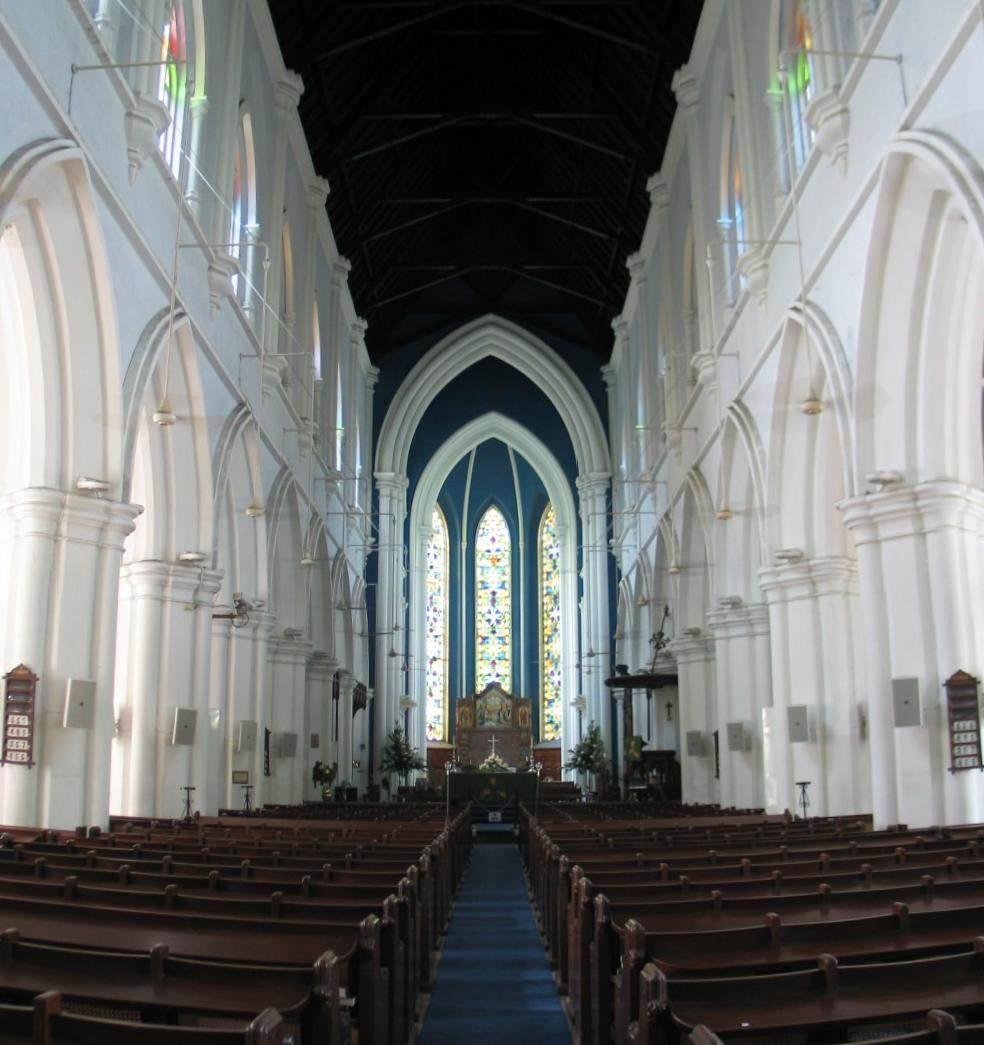 你愿意和我一起走遍世界上的教堂吗?_圣安德烈教堂