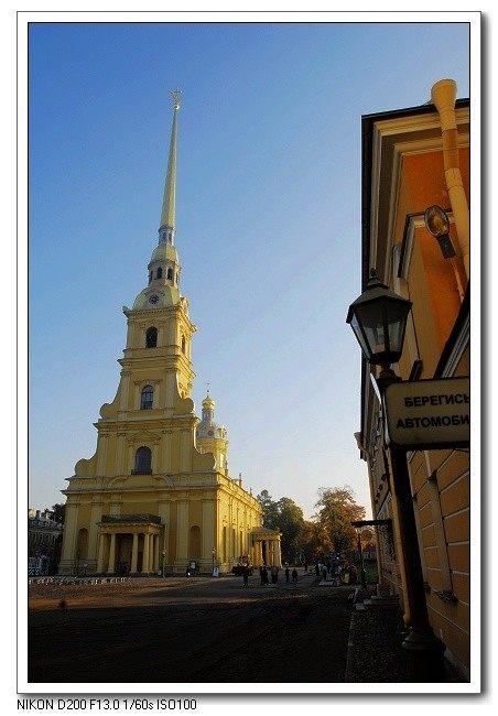 你愿意和我一起走遍世界上的教堂吗?_圣彼得保罗大教堂4.jpg