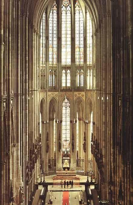 你愿意和我一起走遍世界上的教堂吗?_科隆大教堂12.jpg