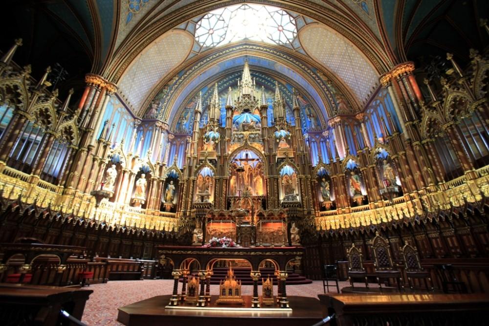 你愿意和我一起走遍世界上的教堂吗?_montreal的圣母大教堂3.jpg