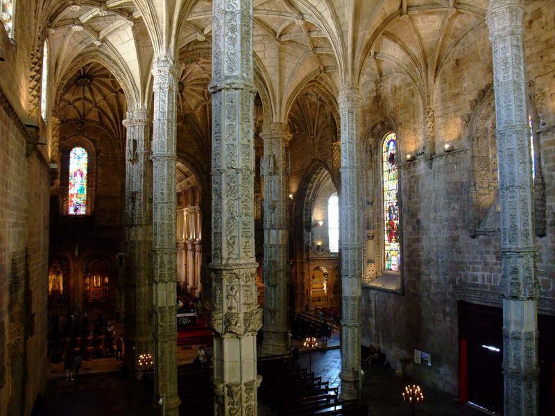 你愿意和我一起走遍世界上的教堂吗?_哲罗姆派修道院1.jpg