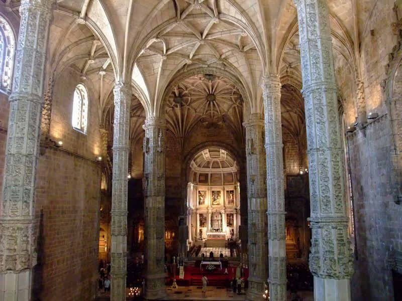 你愿意和我一起走遍世界上的教堂吗?_哲罗姆派修道院3.jpg