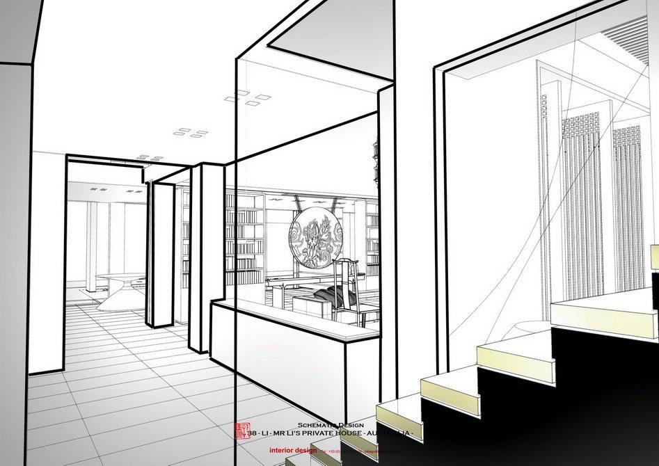法国托马斯的别墅设计方案【偶得之】_LI -  PRES - ENTRANCE 5.jpg