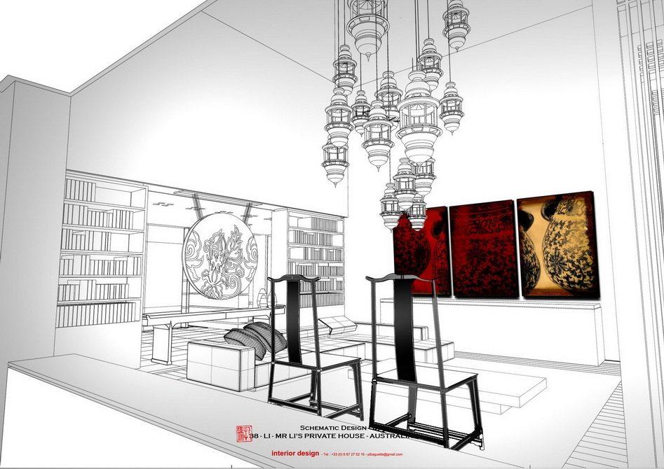 法国托马斯的别墅设计方案【偶得之】_LI -  PRES - LOUNGE 4.jpg