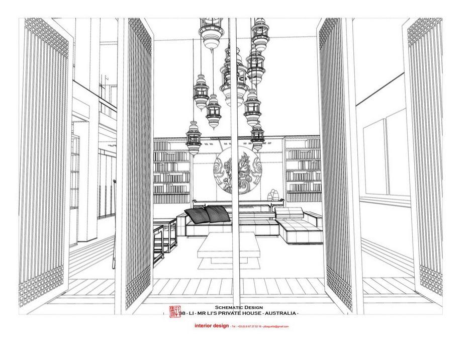 法国托马斯的别墅设计方案【偶得之】_LI -  PRES - POOL 3 jpg.jpg