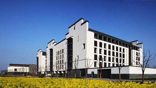 和硕联合科技_和硕联合科技上海园区研发运筹楼(PegatronRDCenter,Shanghai)-建筑