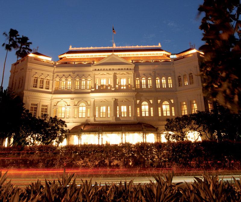 新加坡莱佛士酒店的皇朝餐厅  ( 中餐厅新的视觉感官 )_ROYAL CHINA1.jpg