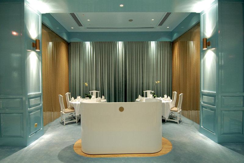 新加坡莱佛士酒店的皇朝餐厅  ( 中餐厅新的视觉感官 )_ROYAL CHINA6.jpg