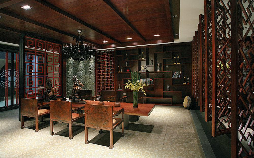 Top restaurant design 高级餐饮空间案例_(谢)新中式4464.jpg