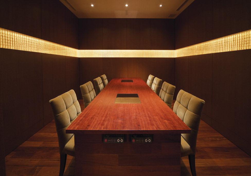 Top restaurant design 高级餐饮空间案例_(谢)Yoshimitsu private room 1.jpg