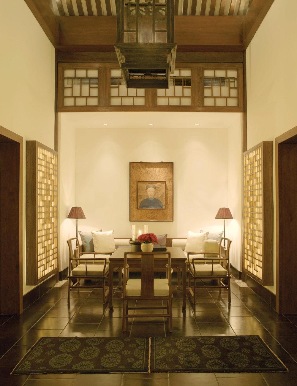 Top restaurant design 高级餐饮空间案例_(谢)颐和安曼居 Suite Dining Area.jpg