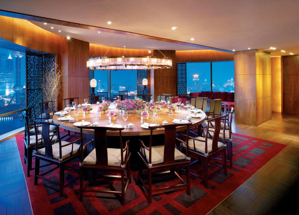 Top restaurant design 高级餐饮空间案例_4中式包房(上海外滩茂悦大酒店)谢.jpg