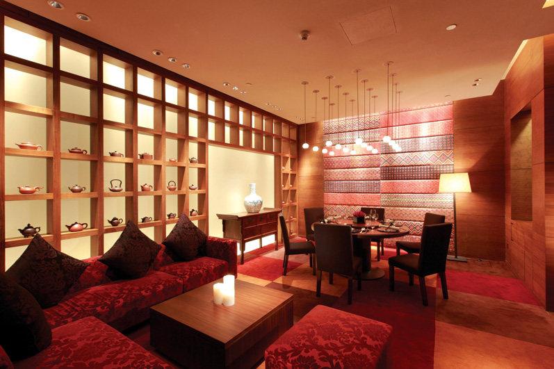 Top restaurant design 高级餐饮空间案例_BEIPH_The Private Room 3.jpg
