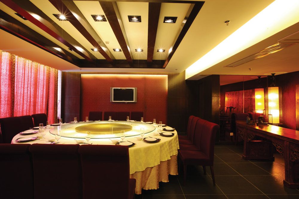 Top restaurant design 高级餐饮空间案例_广州客品酒家(连君作品).jpg