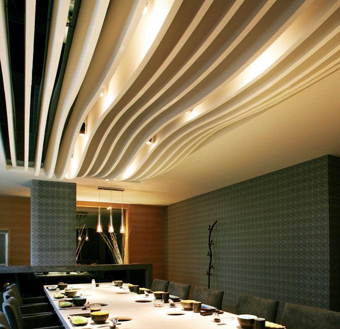 Top restaurant design 高级餐饮空间案例_味腾四海二层包间.jpg