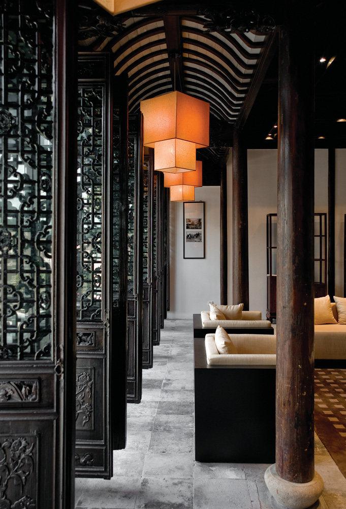 Top restaurant design 高级餐饮空间案例_(谢)朱家角茶馆  L1000369.jpg