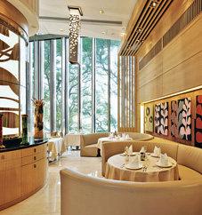 Top restaurant design 高级餐饮空间案例_(谢)香港帝景酒店 Cafe Lido 12.jpg