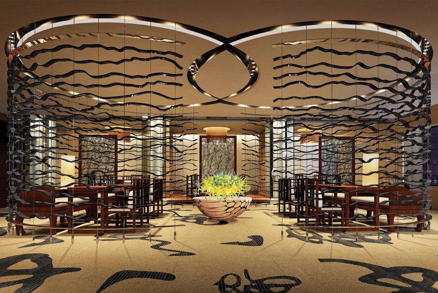 Top restaurant design 高级餐饮空间案例_16斋堂1.jpg