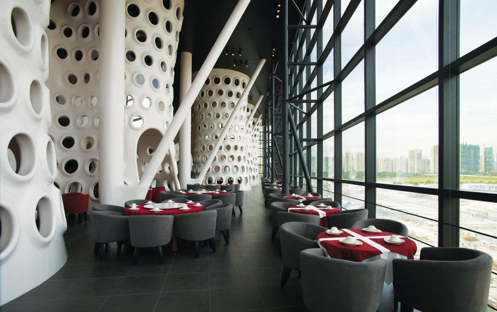 Top restaurant design 高级餐饮空间案例_HONEYCOMB in Shenzhen--谢 (5).jpg