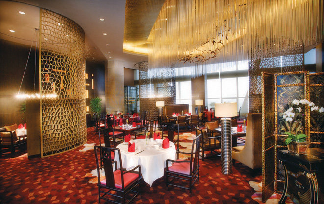 Top restaurant design 高级餐饮空间案例_龙轩中餐厅(成都世纪城洲际酒店)谢.jpg