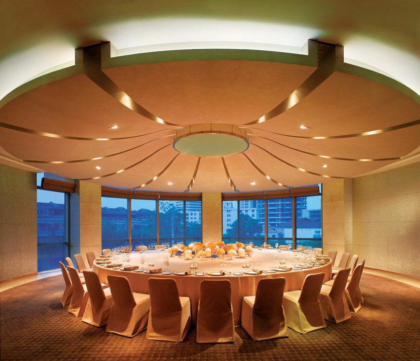 Top restaurant design 高级餐饮空间案例_201号功能厅(上海外滩茂悦大酒店)谢.jpg