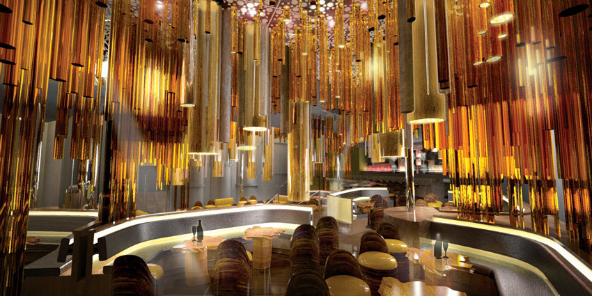 Top restaurant design 高级餐饮空间案例_(谢)sugarcane rendering.jpg