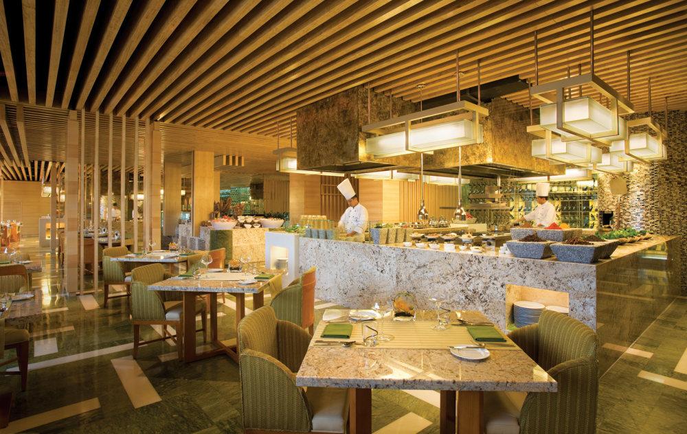 Top restaurant design 高级餐饮空间案例_(谢)金茂 西餐厅.jpg