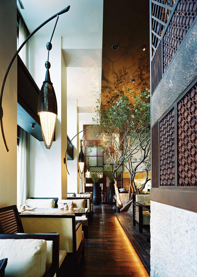 Top restaurant design 高级餐饮空间案例_韩国LOTTE TOWN AVENUAL.jpg