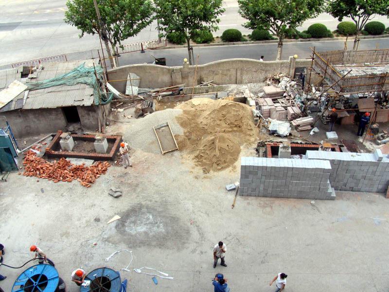 东方豪庭酒店的施工完整过程_1189240305.jpg