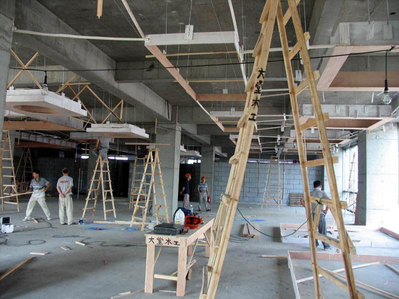 东方豪庭酒店的施工完整过程_1189747143.jpg