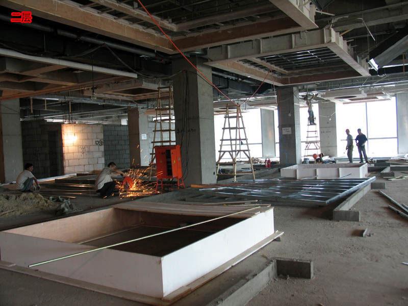东方豪庭酒店的施工完整过程_1191121311.jpg