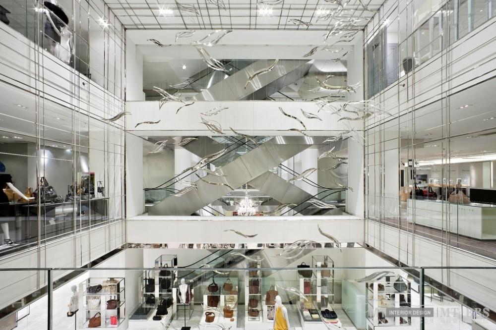世界著名室内设计大师Yabu Pushelberg_Hall du Printemps de la Mode et de la Beauté.jpg