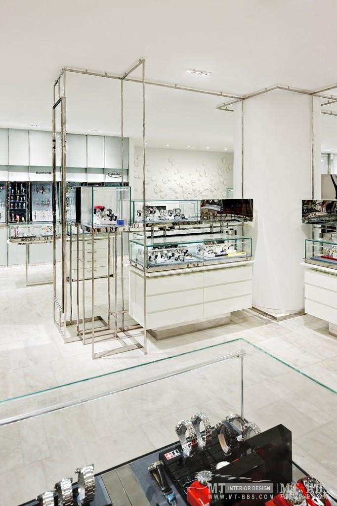世界著名室内设计大师Yabu Pushelberg_Nouvel espace Luxe et Accessoires, Horlogerie.jpg