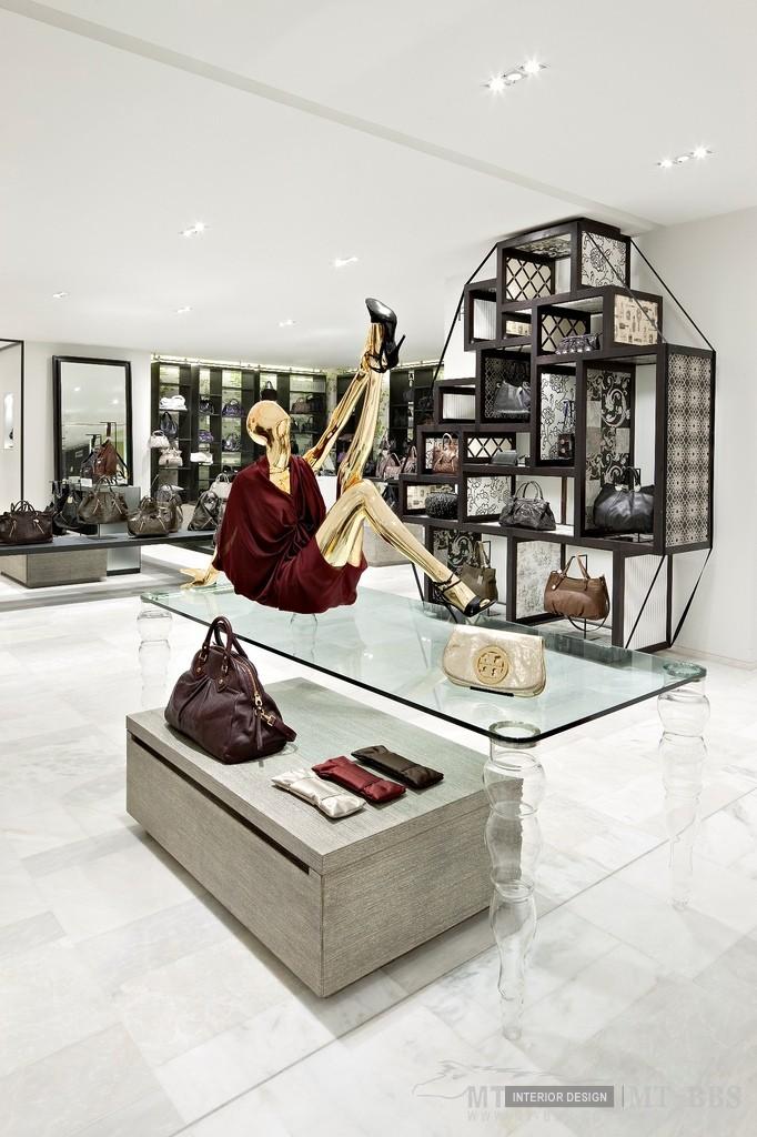 世界著名室内设计大师Yabu Pushelberg_Nouvel espace Luxe et Accessoires, Maroquinerie.jpg