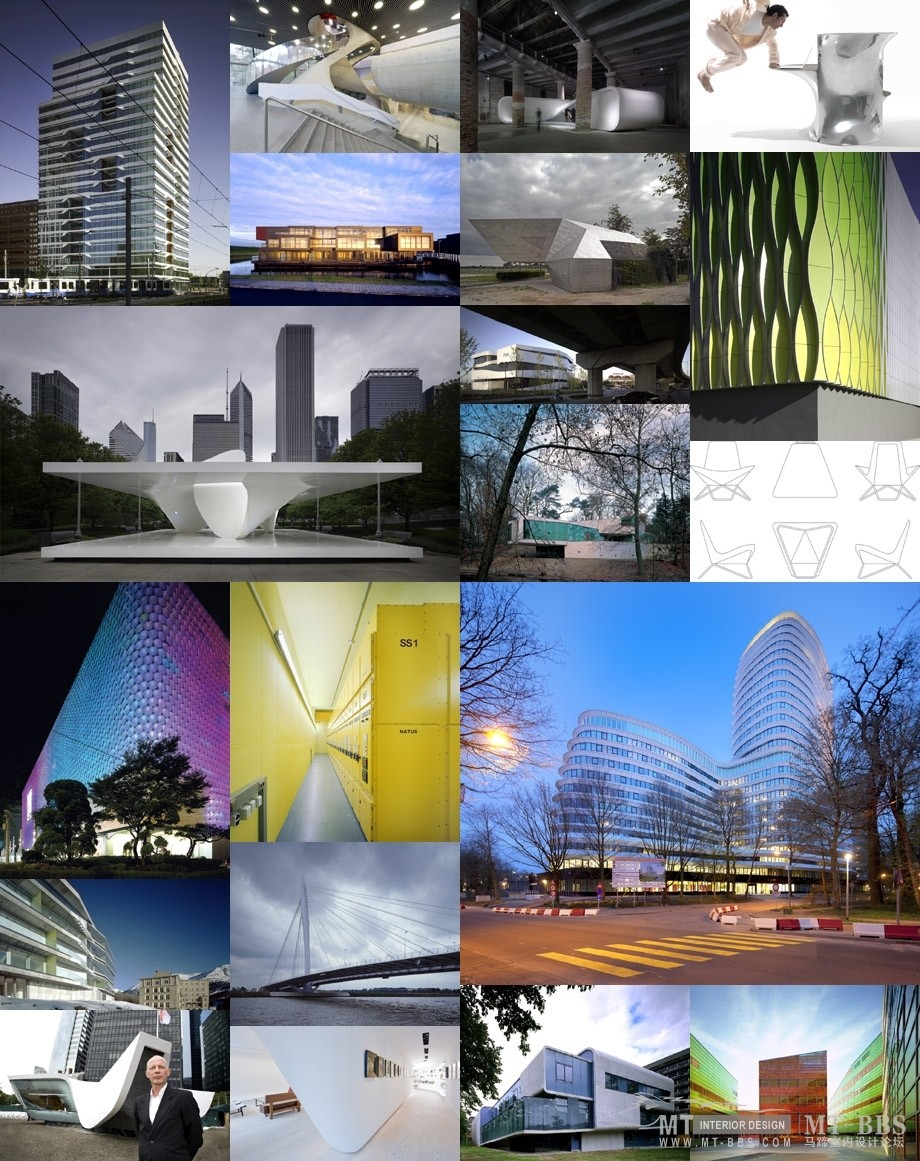 UNStudio (United Network Studio )_Projects