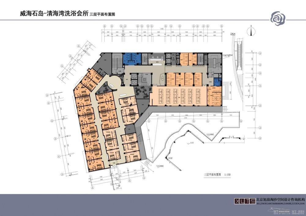 北京旭浪淘沙--山东威海石岛清水湾洗浴会所概念设计20110712_005 三层平面布置图 副本.jpg