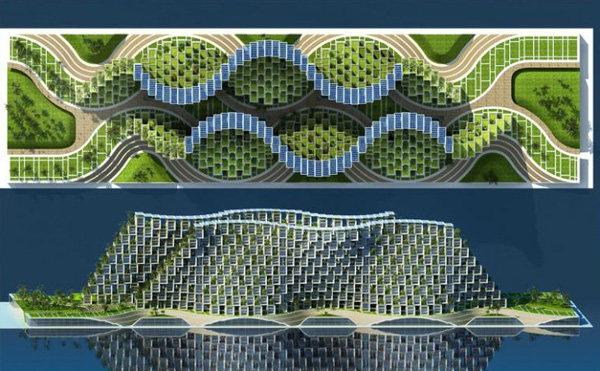 Vincent Callebaut Unveils Coral-Inspired Carbon Neutral Eco Village for Haiti (6).jpg