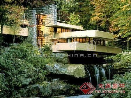 本世纪美国的一位最重要的建筑师----流水别墅_01080118876196371.jpg
