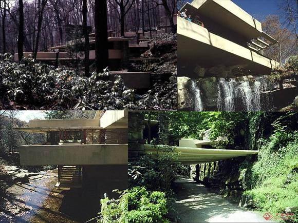 本世纪美国的一位最重要的建筑师----流水别墅_010809531890359242.jpg