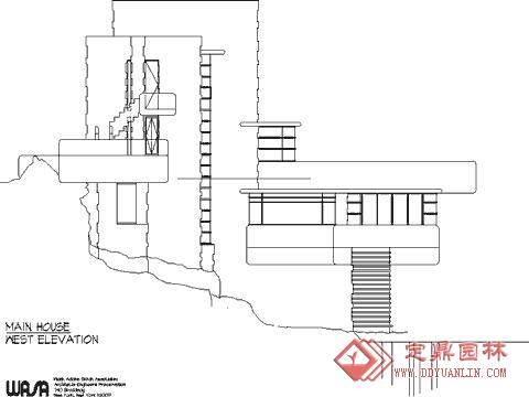 本世纪美国的一位最重要的建筑师----流水别墅_010816261787474158.jpg