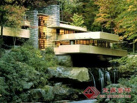 本世纪美国的一位最重要的建筑师----流水别墅_01080457141125318.jpg