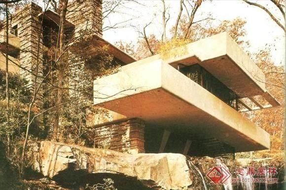 本世纪美国的一位最重要的建筑师----流水别墅_010758191485126300.jpg