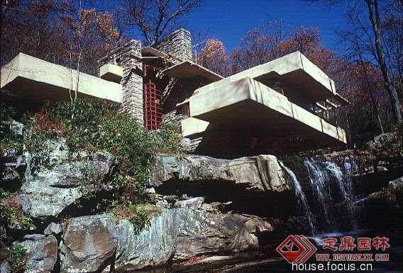 本世纪美国的一位最重要的建筑师----流水别墅_010758211359317320.jpg