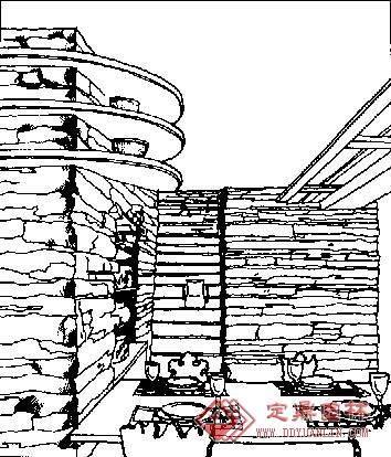 本世纪美国的一位最重要的建筑师----流水别墅_010818471195269219.jpg
