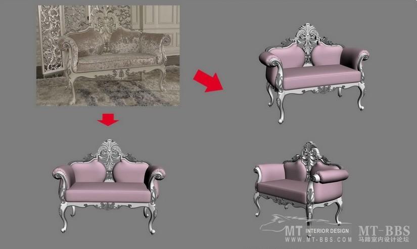 【绝对经典】新古典家具之宫廷壹号家具3D模型!解压后1.07G_花语浅色休闲椅2.jpg